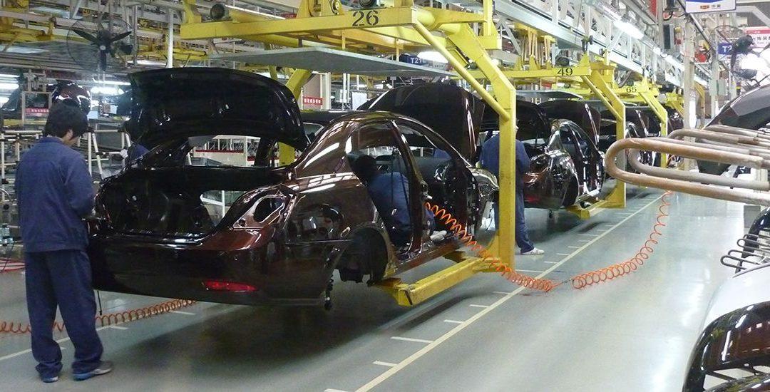 México logra aumento histórico en producción y exportación de autos