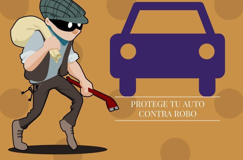 Protege tu auto y entérate de estos trucos de los ladrones